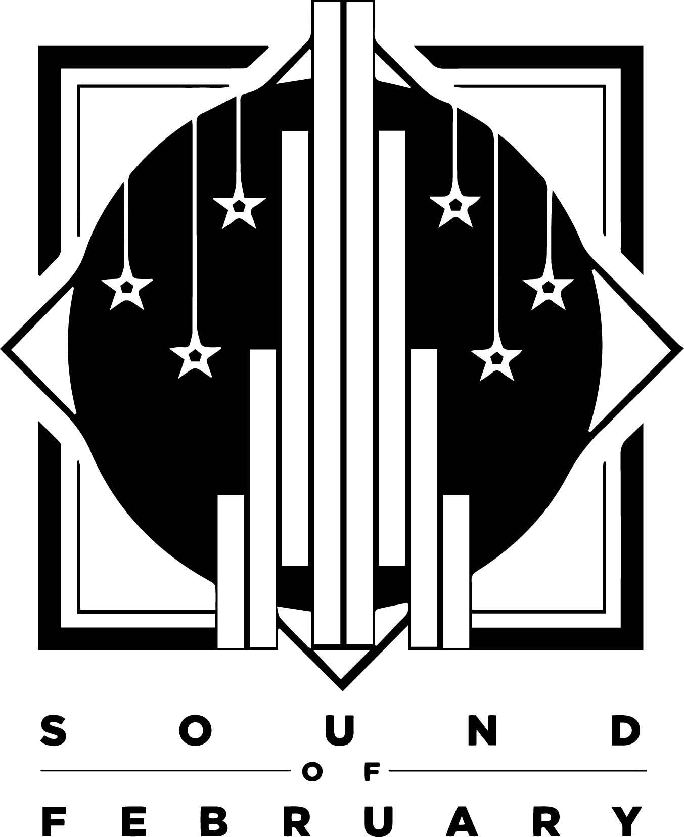 Sound Of February Logo