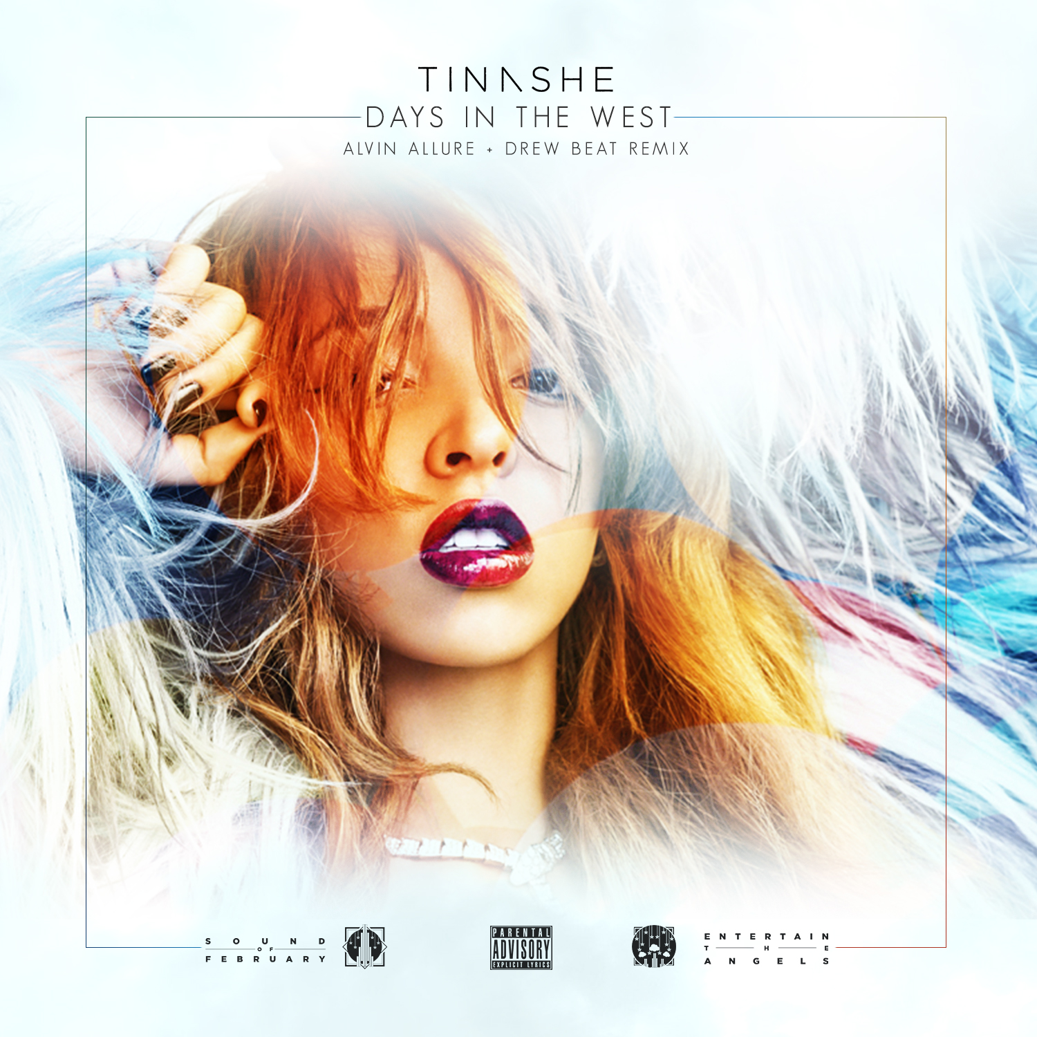 Tinashe Days In The West Cover